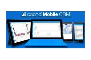 cobra CRM Mobile App für Windows 10