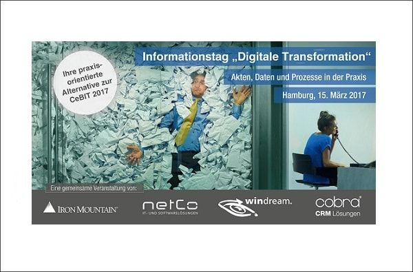 Informationstag Digitale Transformation