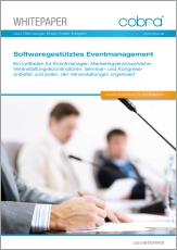 Download Whitepaper Eventmanagement