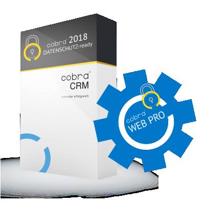 cobra WEB PRO - das Datenschutz Zusatzmodul