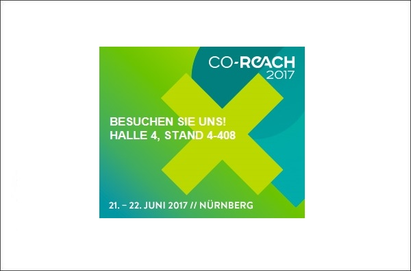 cobra auf der CO-REACH 2017